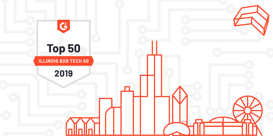 BigTime Ranked 6 Top Tech Company in Chicago